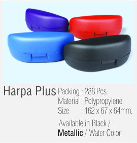 Harpa Plus Spectacle Cases